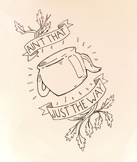 Over The Garden Wall tattoo idea