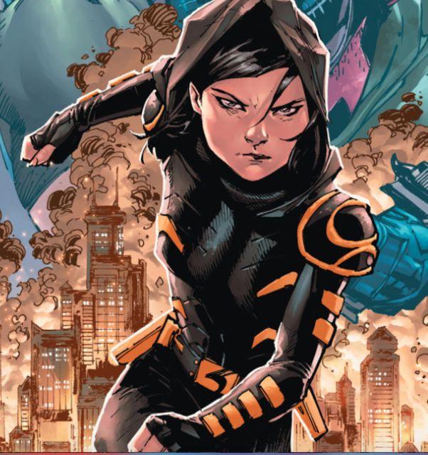 Cassandra Cain (Character) - Comic Vine