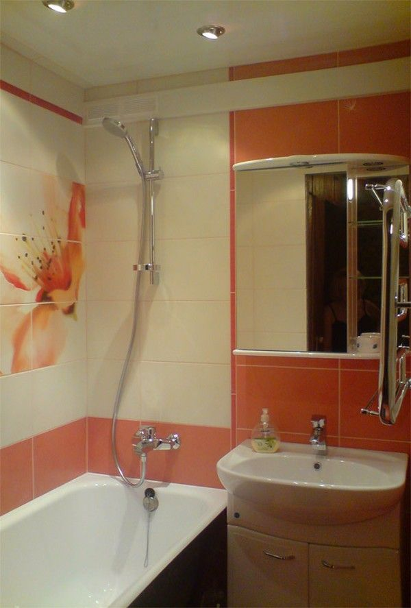 Many people searching for a beautiful bathroom decoration and when they find the perfect decor for their bathroom the problem of the small space comes up.