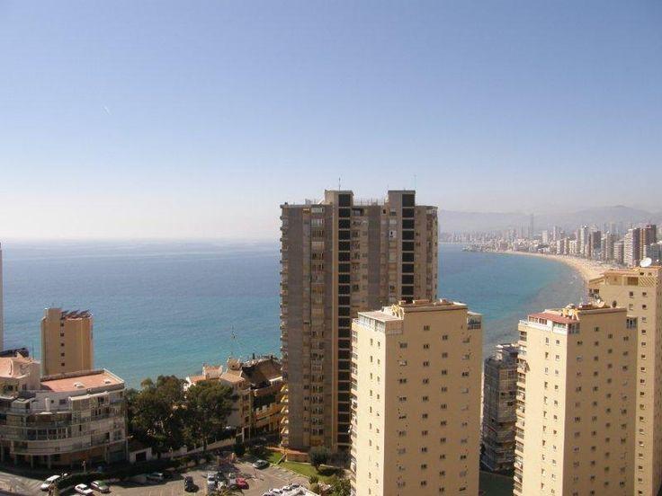 Apartamento a 1 minuto de la playa de Levante en Benidorm - Alicante, ESPAÑA - QUICK Anuncio