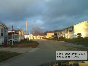 Leisure Living Estates In Ottumwa IA Via MHVillage