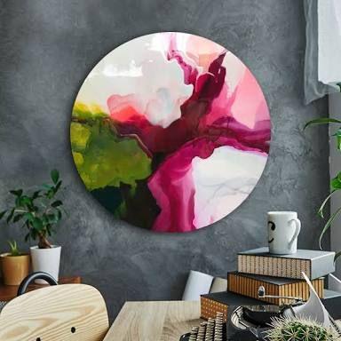 round resin artwork http://www.kavaart.com.au/