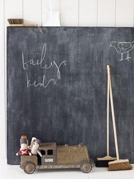 blijft een must een fijn groot schoolbord om op te tekenen