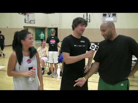 Sica Sampson post-game interview with special guest Jonathon Moore