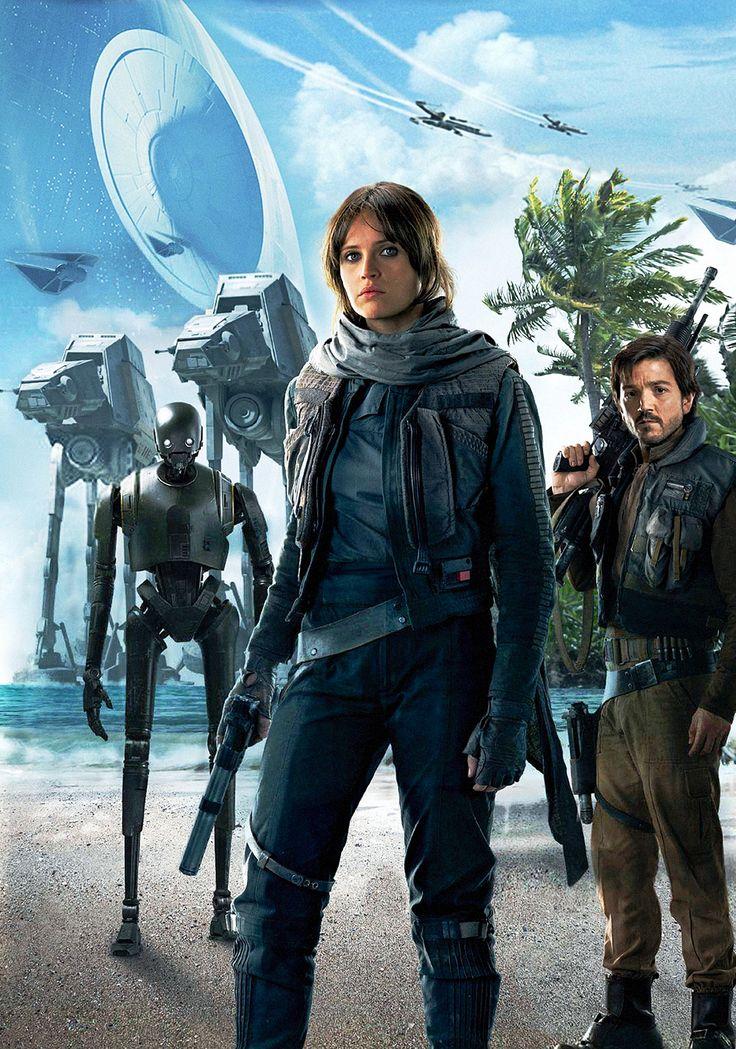 Rogue One Movie Poster   Star Wars: Rogue One   Movie fanart   fanart.tv