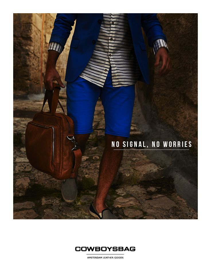 Cowboysbag | No signal, no worries - Spring Summer 2015, Bag Bude 1524