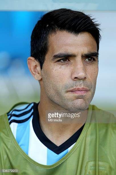Conmebol_Concacaf Copa America Centenario 2016 Argentina National Team Augusto Fernández