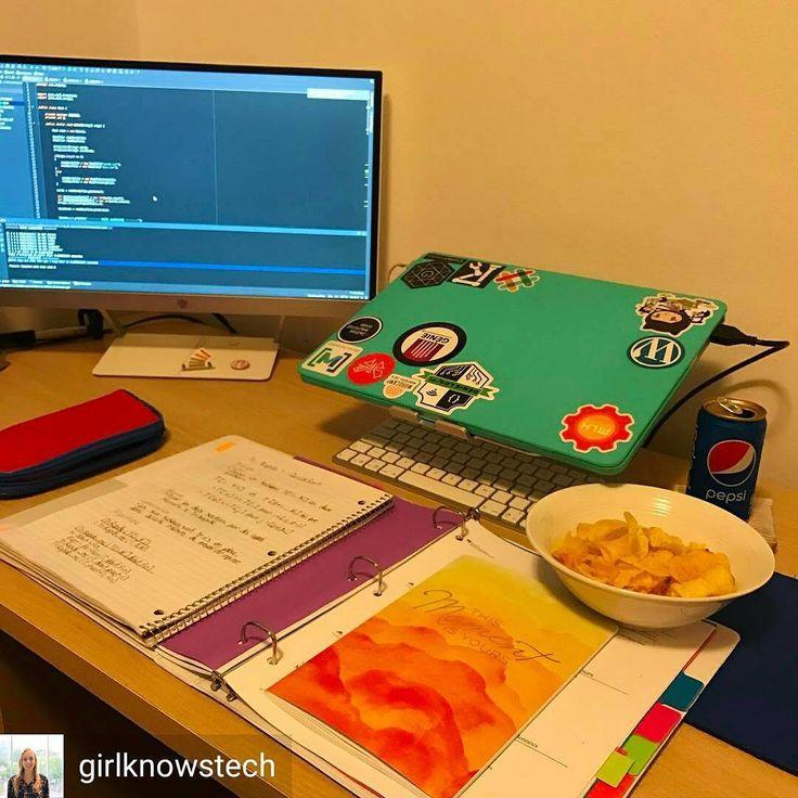@girlknowstech -  Hey everyone!!  tonight I am studying algorithms again! Its like physics last semester lol ;) what about you!?  . .  #programmer #programming #coding #code #coder #computerscience #developer #codingquotes #tech #setup #php #python #html #css #java #javascript #webdev #coderlife #webdesign #webdevelopment #webdeveloper #cs #IT #sql #wordpress #cpanel #database #rubyonrails