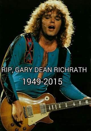 Gary Richrath... REO