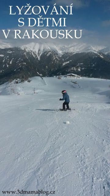 Tip na ideální zimní dovolenou s dětmi, včetně ubytování #děti #rodina #lyžování #zima #dovolená #lyže #3dmámablog.cz