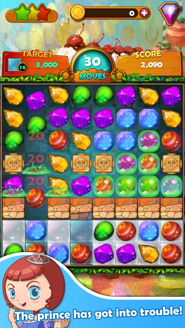 App Shopper: Gem Gem Blitz - match 3 game (Games)