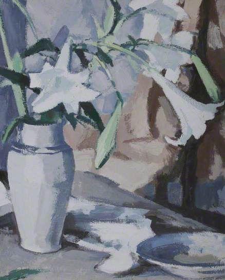 Lilies - Samuel John Peploe