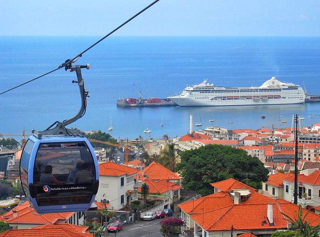 Teleférico do Funchal Funchal