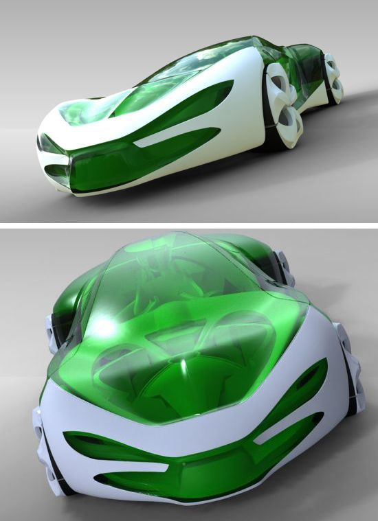 Bentley SenseS: A future where the car and the driver become one!