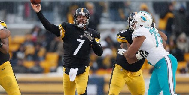 Live Blog: AFC Wild Card - Dolphins at Steelers – GET MORE SPORTS