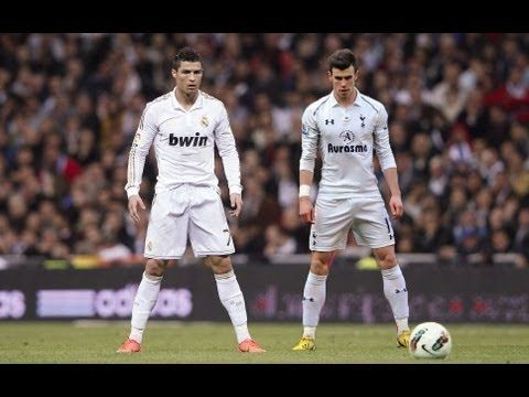 Gareth Bale vs Cristiano Ronaldo | The Rave Masters HD -