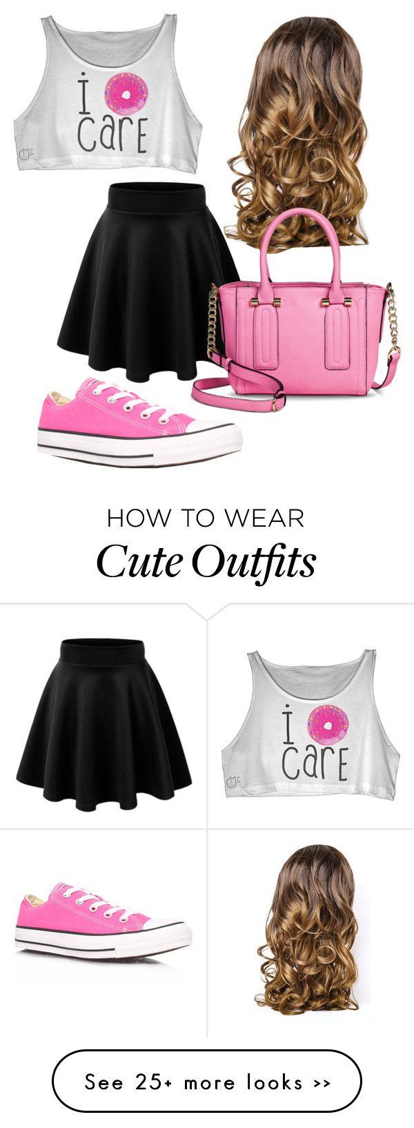 """""""Cute summer outfit☀️"""" by inspobymalva on Polyvore"""