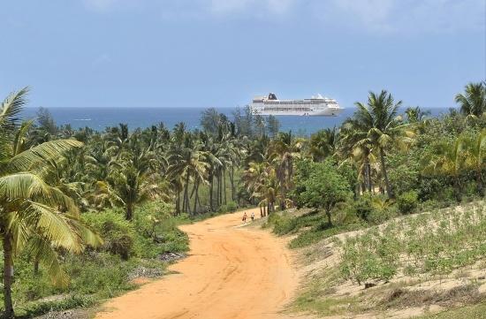 Barra Lodge - Mozambique  Info: http://www.msccruceros.com.ar/ar_es/Cruceros/Sudafrica/Mozambique/Overview.aspx