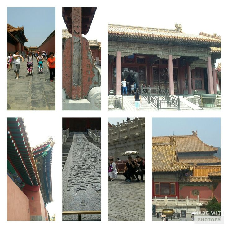 The beautiful pics of the emperors Palace in Beijing #chinesearchitecture