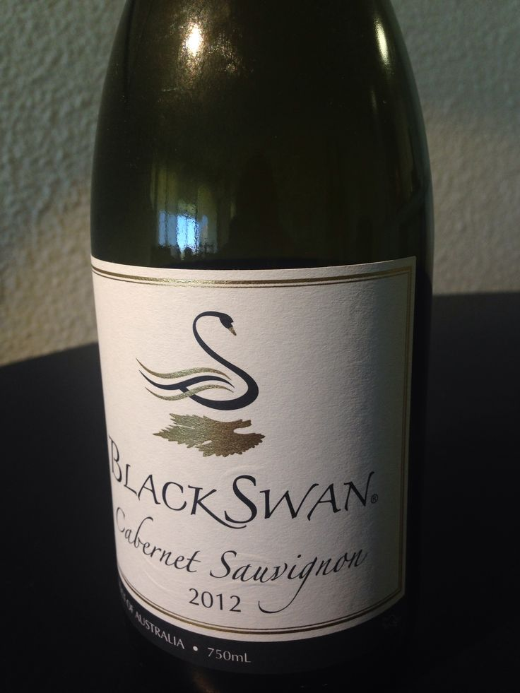 Black Swan 2012 Cabernet Sauvignon 100% Cabernet #SwanValley #WA Seasoned for 12 months in American Oak Nose of red fruit & berries. Powerful palate of Black Forest fruits. Firm tannins and long length finish. #BlackSwanVineyards