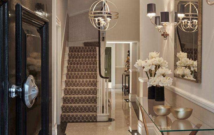 Belgravia Grand Townhouse, Luxury Interior Design | Laura Hammett
