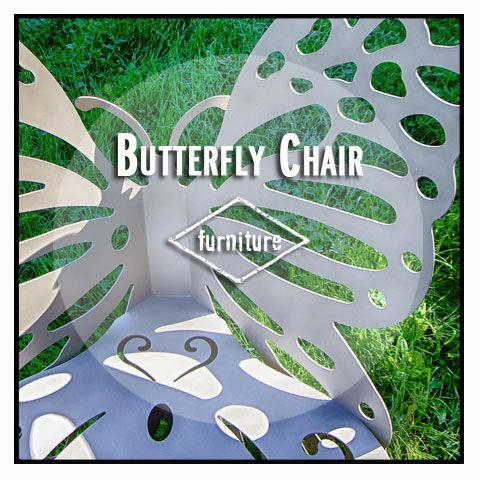 Butterfly Table Set