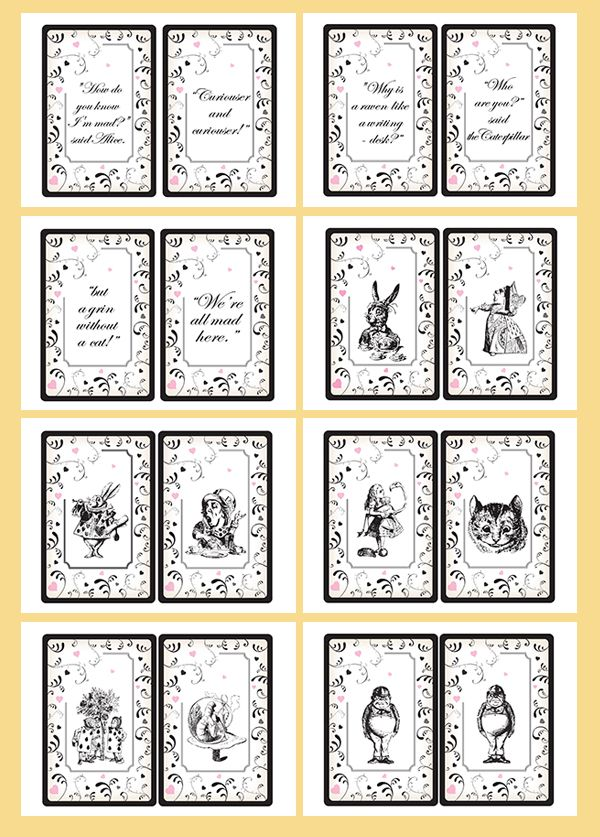 alice in wonderland tags template - pin by jessica spicuzza on wedding ideas pinterest