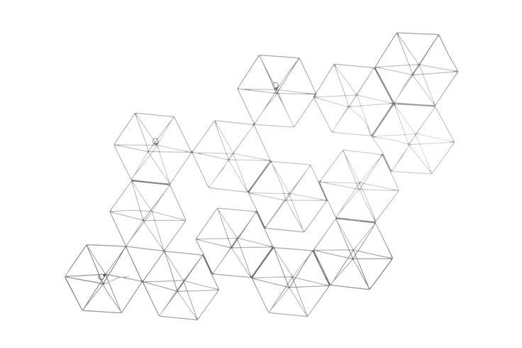 Diamonds seinäkoriste