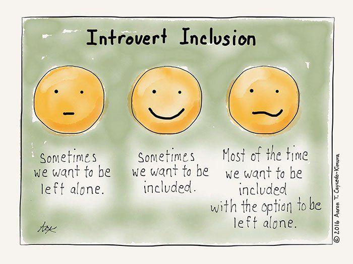 que significa ser introvertido 7