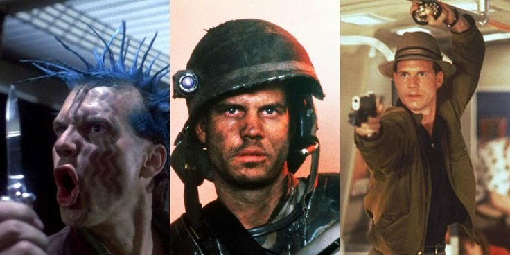 Bill Paxton is the only actor whose characters had been killed by modern sci-fi's greatest monsters: The Terminator, Alien, Predator. RIP Dude