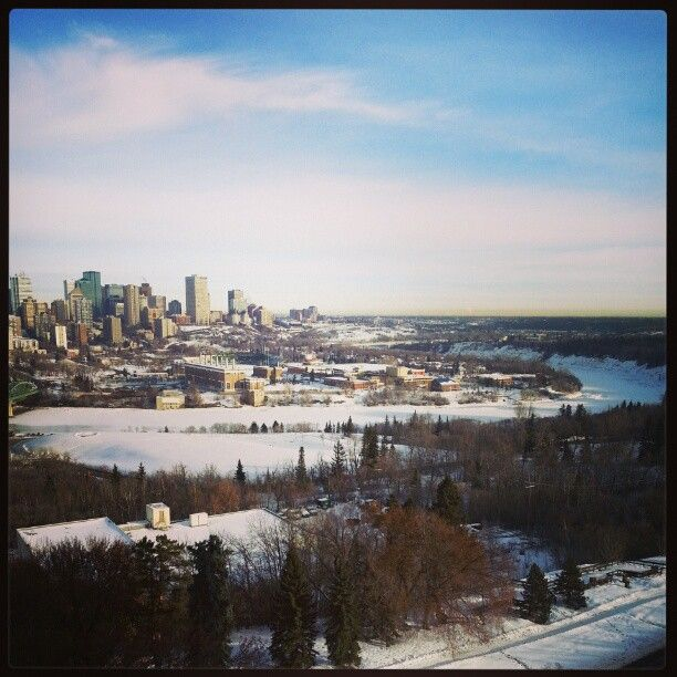 Edmonton, Alberta I believe this is the place to live, start a family & create wonderful winter memories!