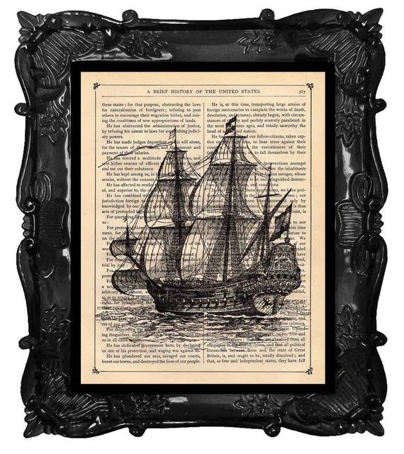 Hey, I found this really awesome Etsy listing at http://www.etsy.com/listing/84923543/ship-print-vintage-art-print-vintage