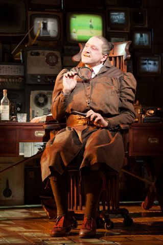 Bertie Carvel's BRILLIANT portrayal of Miss Trunchbull in Matilda the Musical
