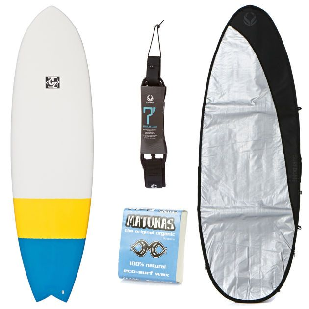 Cortez Yellow Fish Surfboard Package - 6ft 3 Cortez Yellow Fish Surfboard Package - 6ft 3 http://www.comparestoreprices.co.uk/surf-boards/cortez-yellow-fish-surfboard-package--6ft-3.asp