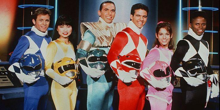 23 Anos Depois – Como está o elenco original de Power Rangers
