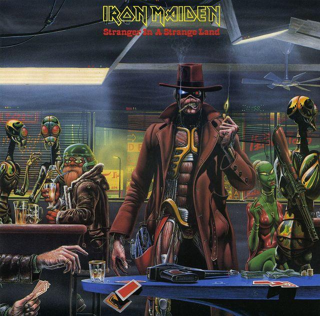 17 Best Ideas About Iron Maiden Album Covers On Pinterest