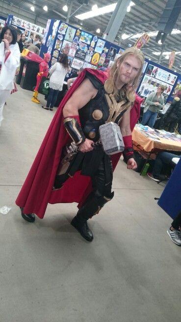 #SupaNova #cosplay @ThorOfOz #Thor #ThorOfOz #Marvel #cosplayoftheday #cosplayer…