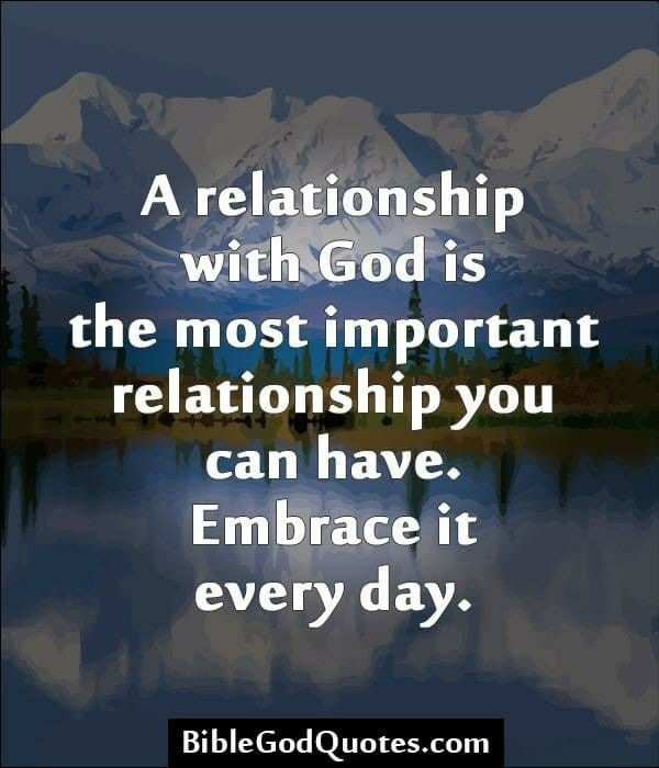 God is my Father and his love is always ever encompassing