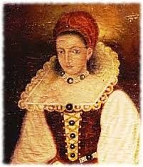 elizabeth bathory - 1610 Princess of Hungary who tortured and murdered many young women so she could bathe in their blood. She was bricked in her own castle and therein died.