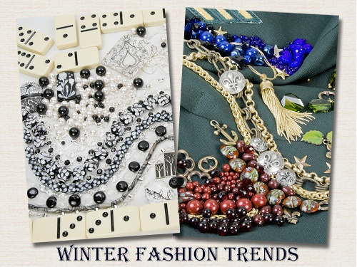 2013 Winter Fashion Trends - Artbeads Blog for Beaders