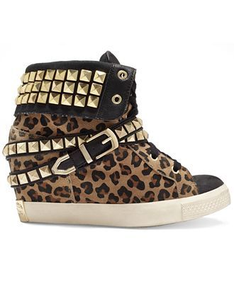 Betsey Johnson Liannaa Wedge Sneakers - Fashion Sneakers - Shoes - Macy's