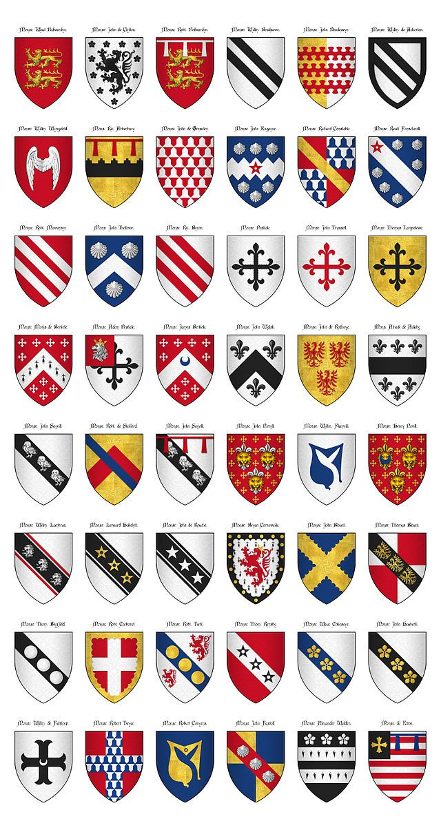 Medieval Coat Of Arms Escape Room