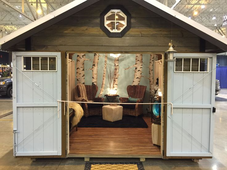 cleveland 2016 home and garden show - Garden Sheds Ohio