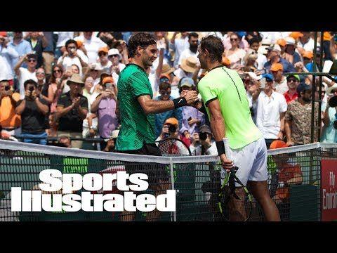 James Blake: Why I'd Take Roger Federer Over Rafael Nadal At Wimbledon   SI NOW   Sports Illustrated