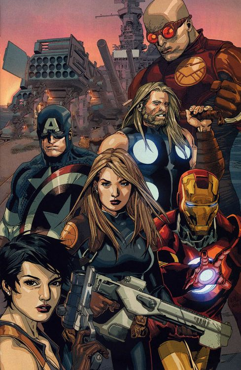 Avengers: The Ultimates: Comic Marvel, Avengers Assembl, Marvel Comic, Comic Cartoon, Comic Book, Comicbook, Super Heroes, Comic Art, Superhero