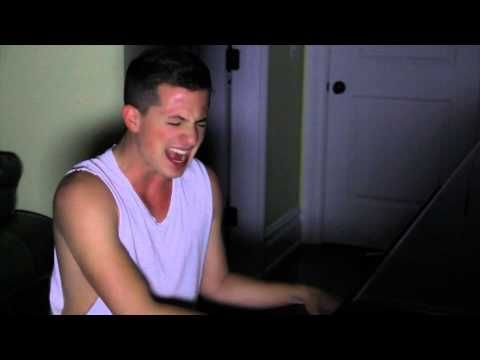 Charlie Puth covering Sia's Chandelier; always loved the words of the song but never cared for how it sounded until I heard this cover; Charlie Puth is amazing