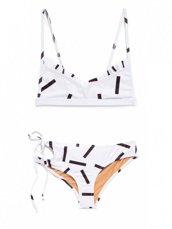 Made by Dawn Faith Bikini Top and Faith Bikini Bottom