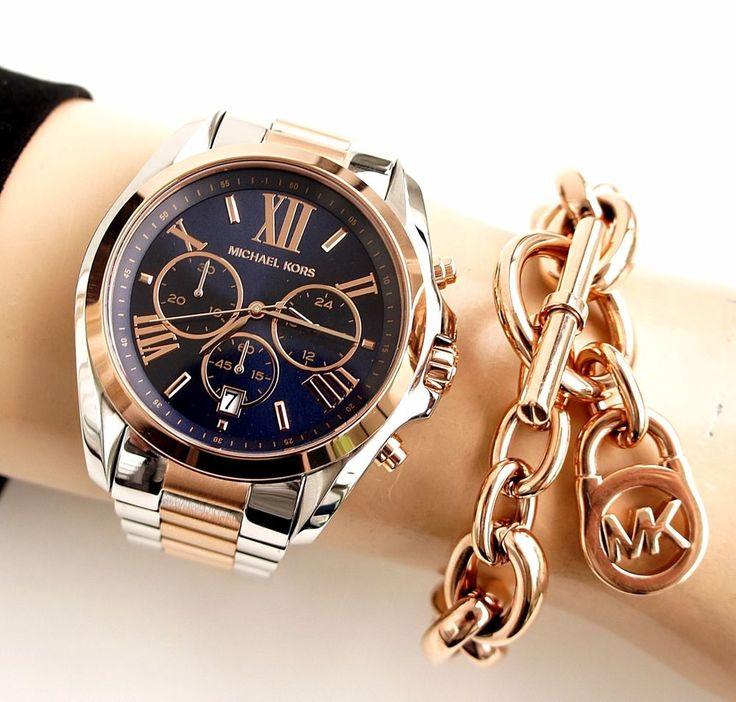 Michael kors herren armbanduhr xl lexington