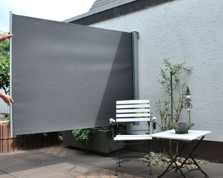 panneau d'occultation de jardin et terrasse et brise vue design