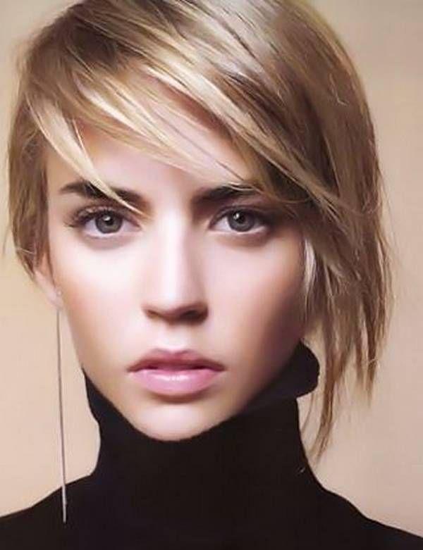 Asymmetrical Bob - Hairstyles, Easy Hairstyles For Girls